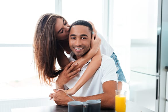 how to make libra man fall in love with you