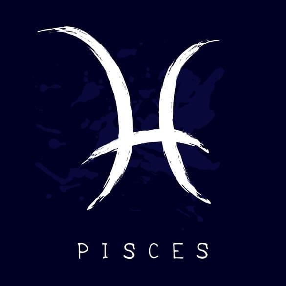 Pisces zodiac sign