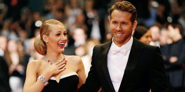 Blake Lively and Ryan Reynolds Love Wedding