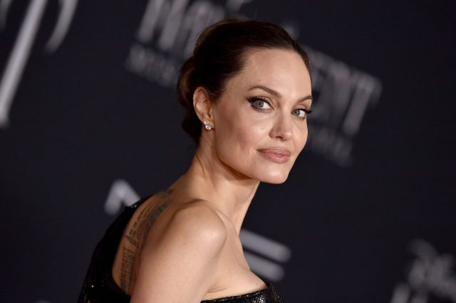 Angelina Jolie the Tainted Actress