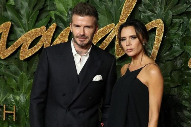 David and Victoria Beckham's Infamous Love Story: Love Compatibility