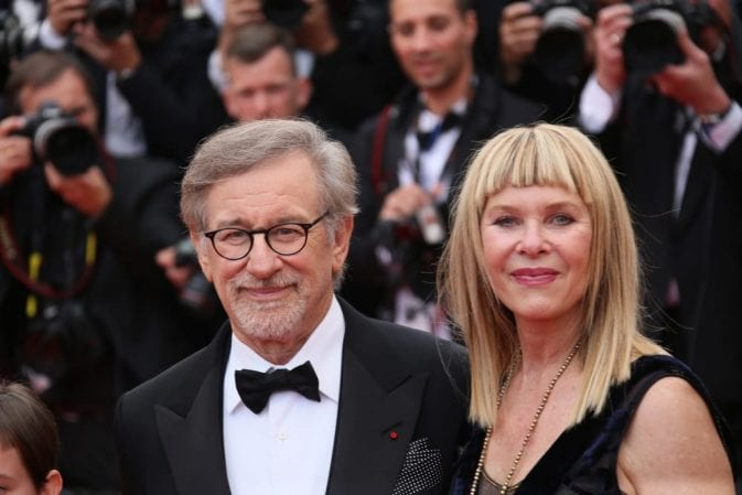 Love Astrology of Steven Spielberg and Kate Capshaw