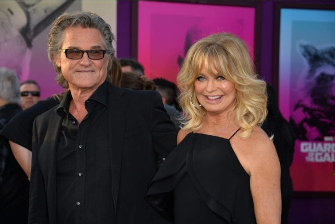 The Astrology Behind Goldie Hawn and Kurt Russell's Old Hollywood Romance