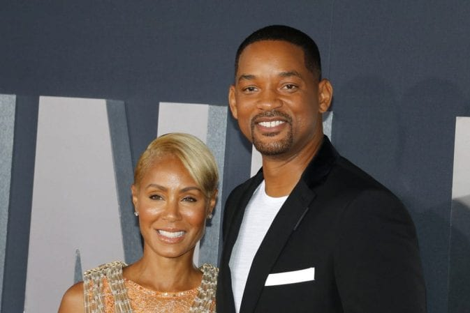 The Relationship of Jada Pinkett Smith and Will Smith