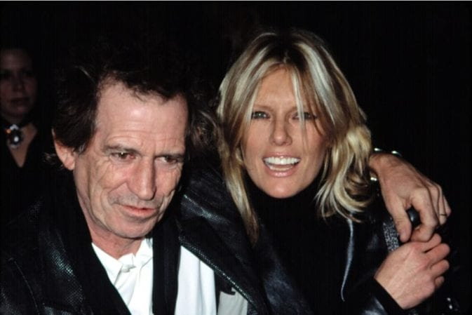 The Astrology of Keith Richards and Patti Hansen