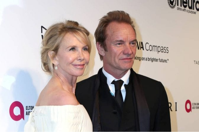 The Astrology of Sting and Trudie Styler