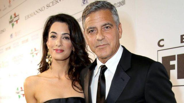 George Clooney And Amal Alamuddin Love Astrology
