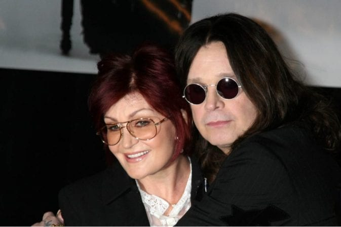 The Astrology Behind Sharon and Ozzy Osbourne's Long & Stormy Marriage