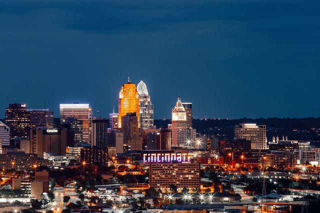 Cincinnati - Place To Move If You're A Scorpio