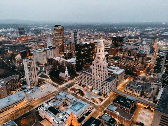 Hartford Connecticut - Place To Move If You're A Capricorn