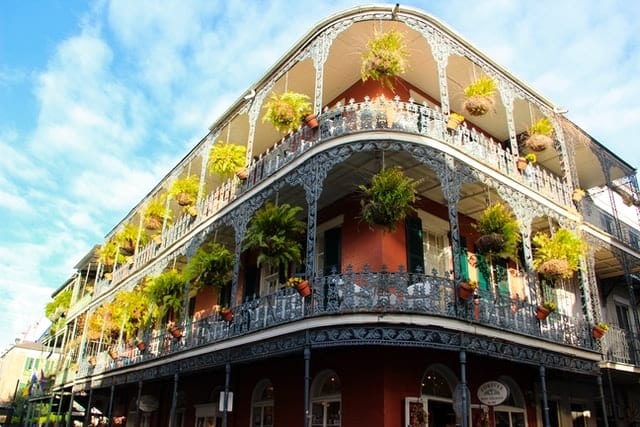 New Orleans - Place To Move If You're A Sagittarius