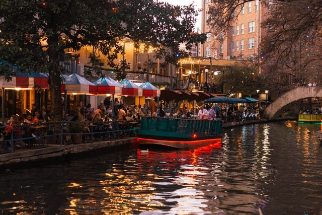 San Antonio Texas - Place To Move If You're A Leo